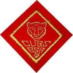 Vintage Cub Scouts Logo